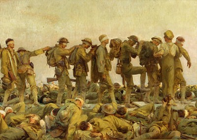 Sargent John Singer Gassed Google Art Project