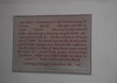 Soham Memorials AJS